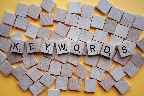 Zoekwoorden of keywords lijst laten maken of genereren