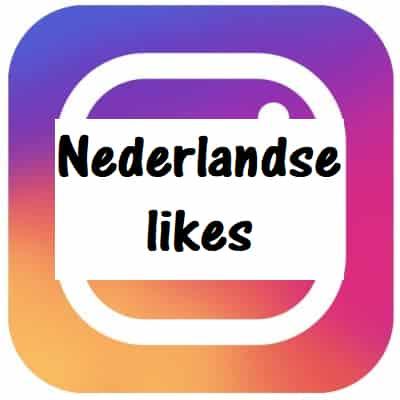Nederlandse Instagram likes