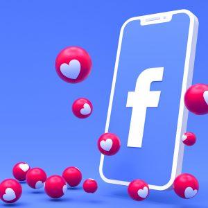 Facebook love geweldig likes kopen