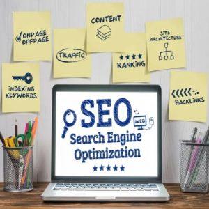 Seo hoger in google zoekmachineoptimalisatie