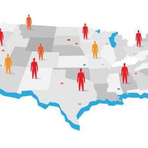 Website Bezoekers USA