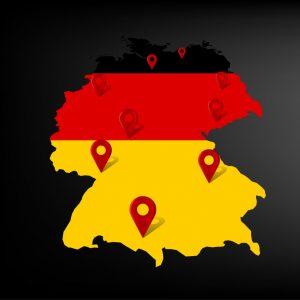 Website Bezoekers Duitsland